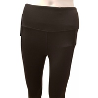 Flair Mesh Yoga Pants