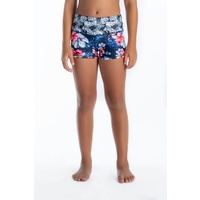 Sylvia P Exotic Active Shorts