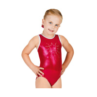 Gymastic Star Leotard